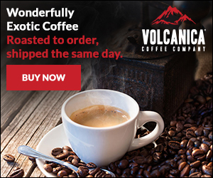 Volcanic Coffee
