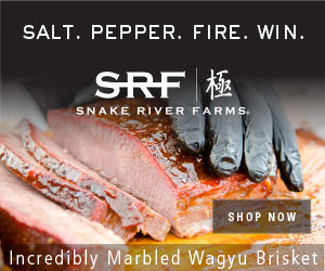 Snake River Farms Marbled Wagyu Brisket