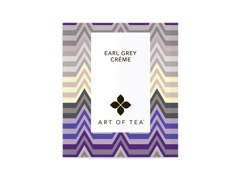 Earl Grey Creme Tea Eco Pyramid Teabags - Bulk Packed